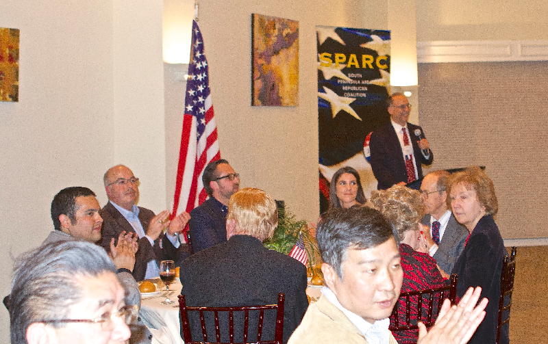 Johnny Khamis Tells Voters: Get a Seat at the Table!